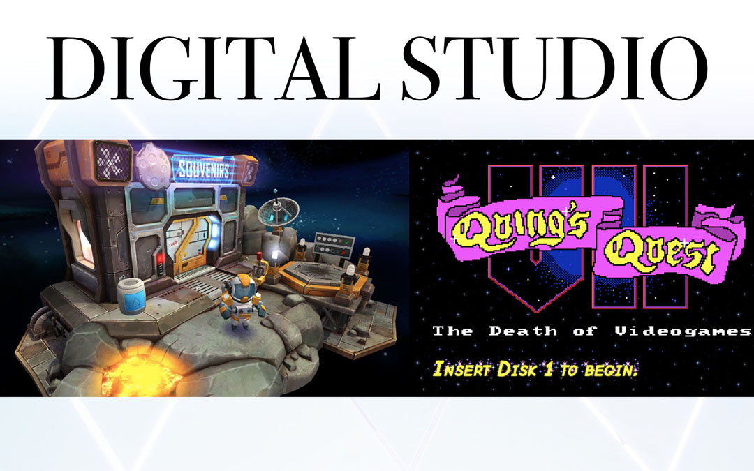 Digital Studio advertisement for upcoming event.